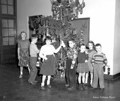 christmas tree family