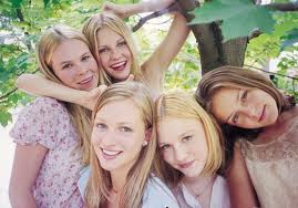 Image from The Virgin Suicides