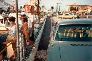Florida, 1965 by Joel Meyerowitz; MailOnline