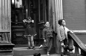 Photo by Helen Levitt