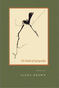 No Need of Sympathy cover