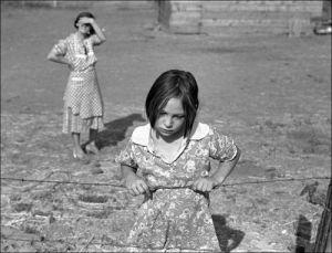 Photo by Dorothea Lange