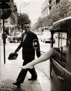 Photo by Robert Doisneau