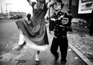 Photo by William Klein