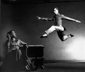 Photo by Philippe Halsman