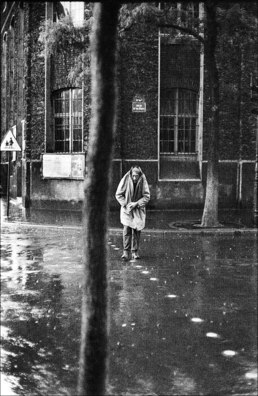 Photo of Alberto Giacometti by Henri Cartier-Bresson