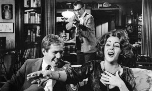 Image from Who's Afraid of Virginia Woolf?
