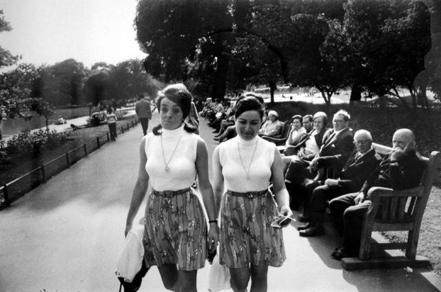 Photo by Garry Winogrand