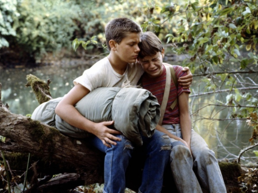Image from Stand by Me