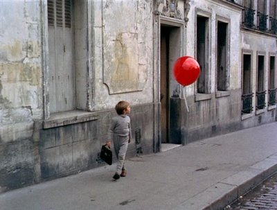 Image from The Red Balloon