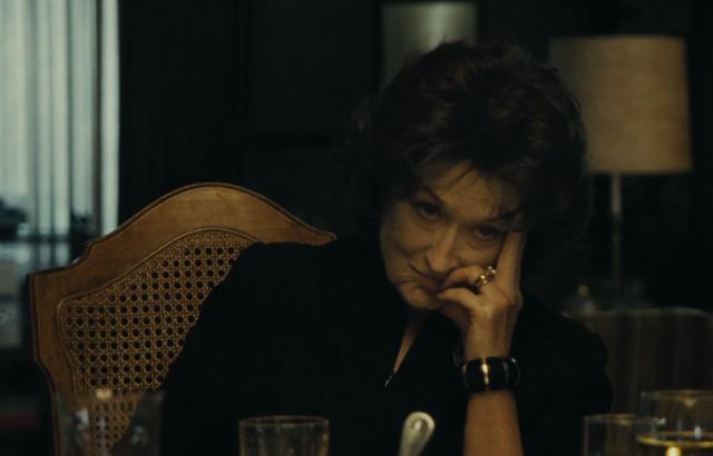 Meryl Streep Osage County