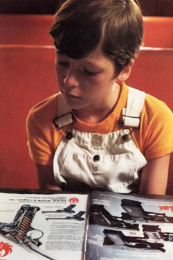 William Eggleston gun boy
