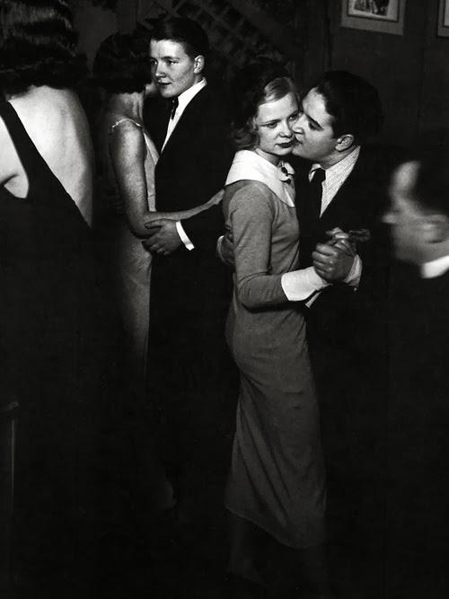 Baile.Amores.George Brassaï.