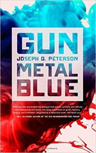 book cover gunmetal